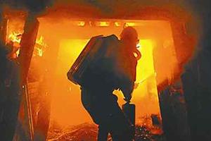 哪些原因可以引起矿山明火火灾?